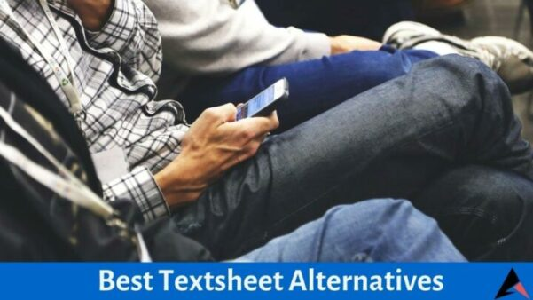 Textsheet Alternatives 2020
