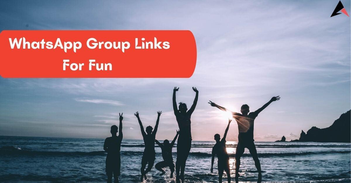 Funny Whatsapp Groups
