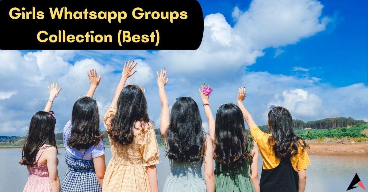 Girls Whatsapp Groups 2021